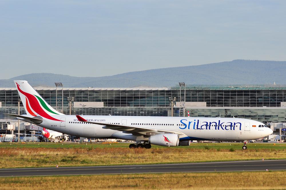 srilankan-airlines-frankfurt