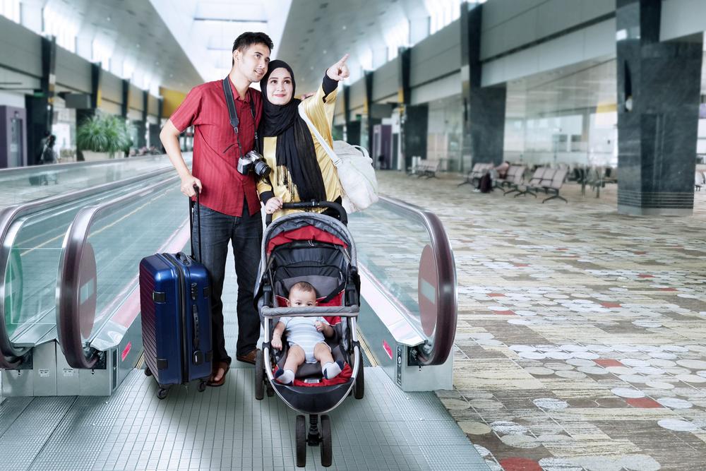 muslim-family-travel