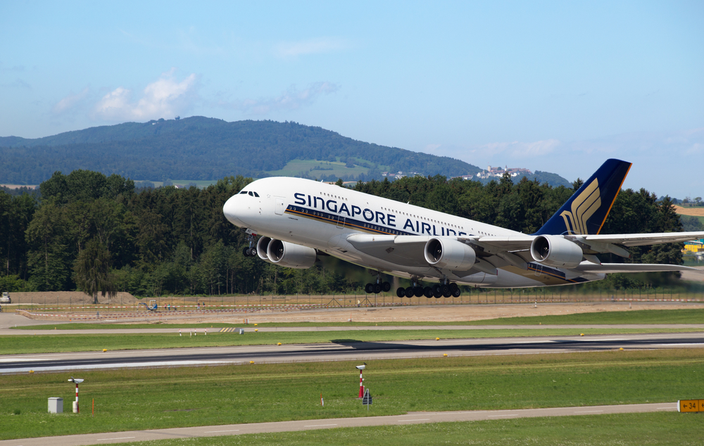 New flight paths: Singapore Airlines, Japan Airlines and ...