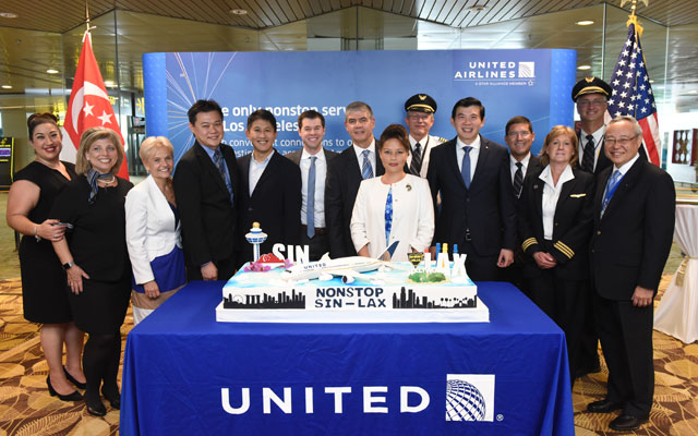 United launches longest flight to or from US