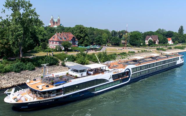 European River Cruises >> Avalon Rides On Cruising Demand To Promote European River