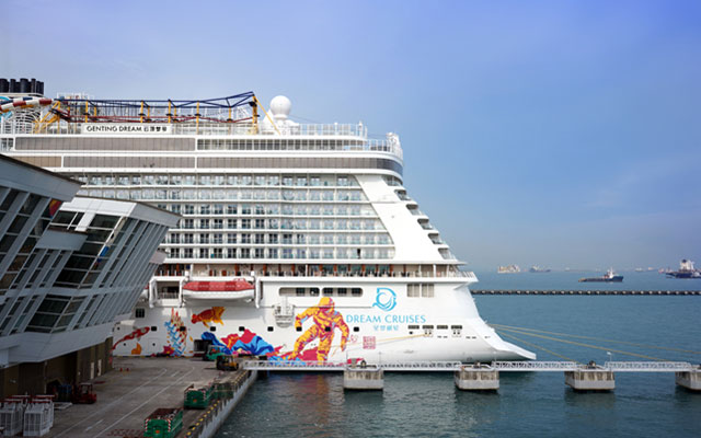 """Cruises to nowhere"" from Singapore poised to resume | TTG ..."